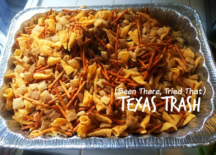 Been There Tried That Texas Trash Juj Says Hi